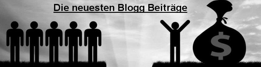 Die neuesten Blogg Beiträge
